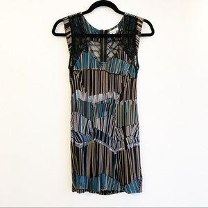 Laceback Party Dress